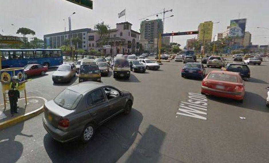 Se cerrará desde la avenida Garcilaso de la Vega hasta 9 de diciembre (Paseo Colón). (Foto: Google Street View)