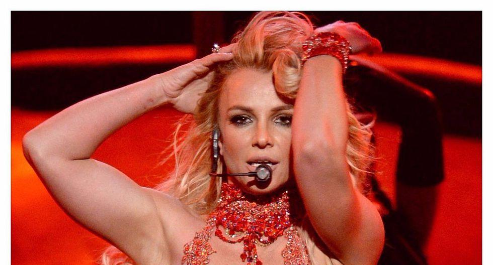 Britney Spears y su dura respuesta a los que la critican por usar playback
