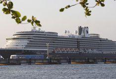 Pasajera del crucero Westerdam que atracó en Camboya da positivo del coronavirus