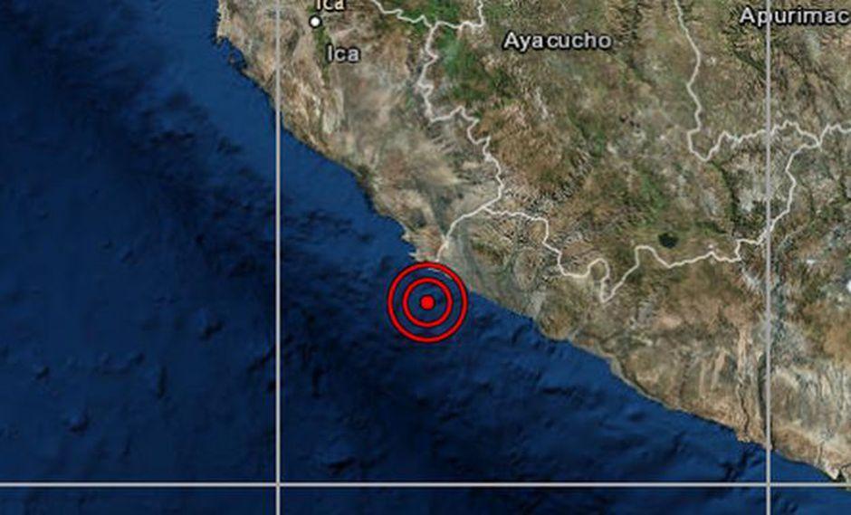 Arequipa: sismo de magnitud 4,5 remeció la ciudad esta mañana, según el IGP