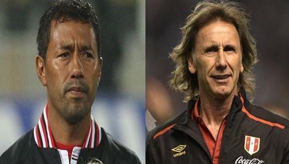 Roberto Palacios lanzó sus conceptos tras la derrota de Perú ante Alemania (Fotos: USI)