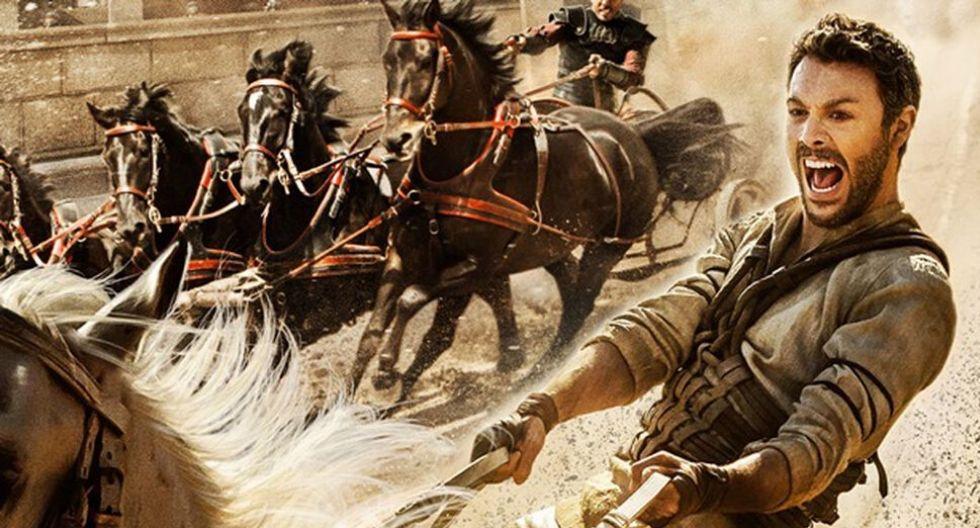 Ben Hur. (Foto: Paramount Pictures)