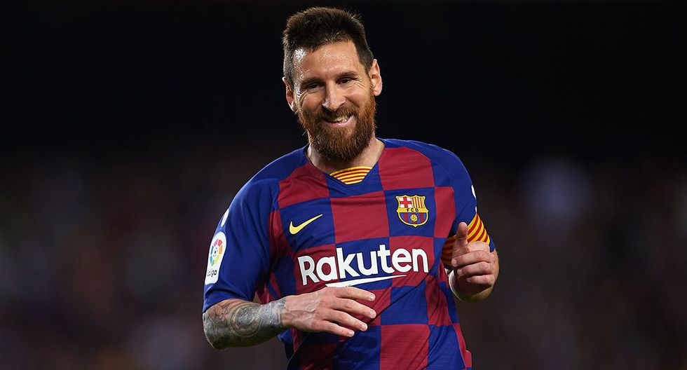 Lionel Messi (FC Barcelona) alcanzó 88.1 puntos (Foto:  @Barcelona)