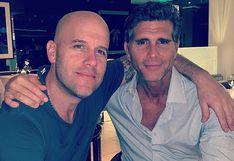 Christian Meier le dedica sincero mensaje de amor y amistad a Gian Marco en su cumpleaños