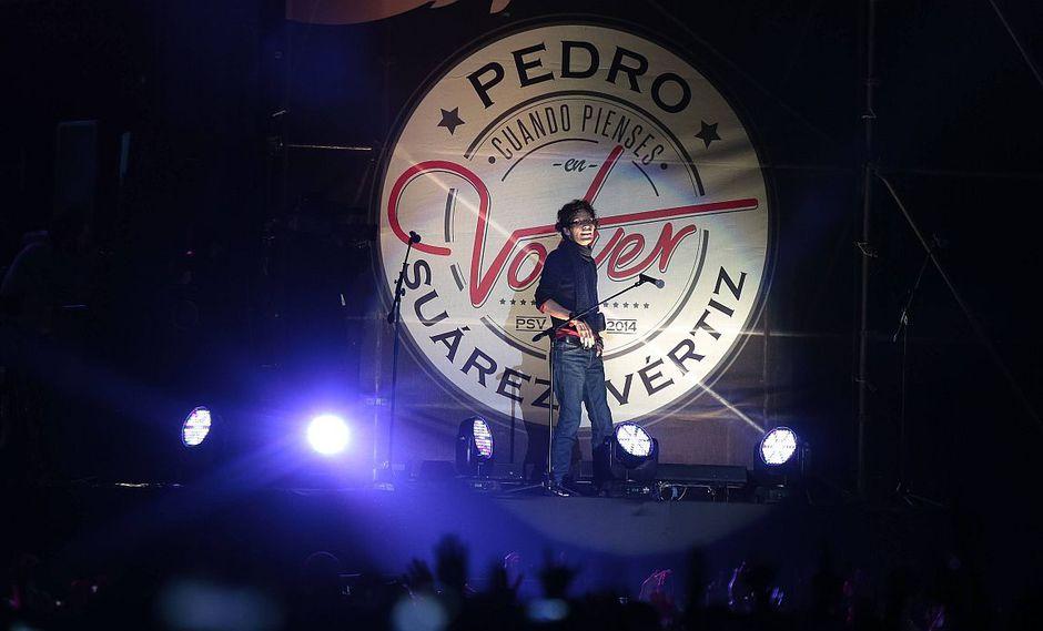 Pedro Suárez Vértiz cumple 50 años y aquí recordamos su última aparición sobre el escenario | FOTOS Y VIDEO