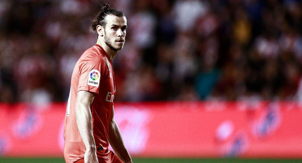 Gareth Bale decidió no viajar en el autobús con sus compañeros del Real Madrid tras la derrota ante Rayo Vallecano. (Foto: AFP)