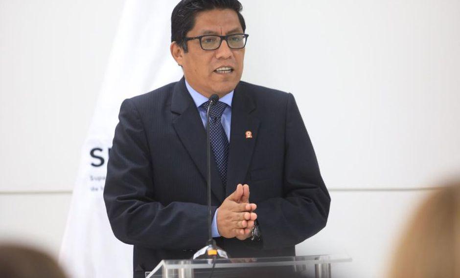 """Zeballos: Extradición de Alejandro Toledo """"en números redondos podría tardar un año"""""""