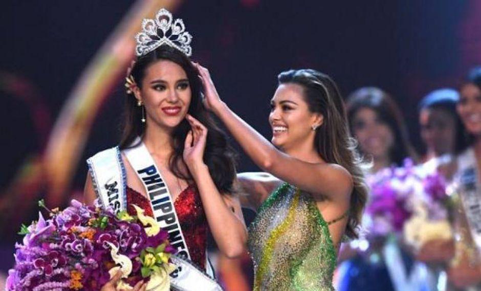 Miss Universo 2018: Así luce Catriona Gray, la actual reina, sin maquillaje