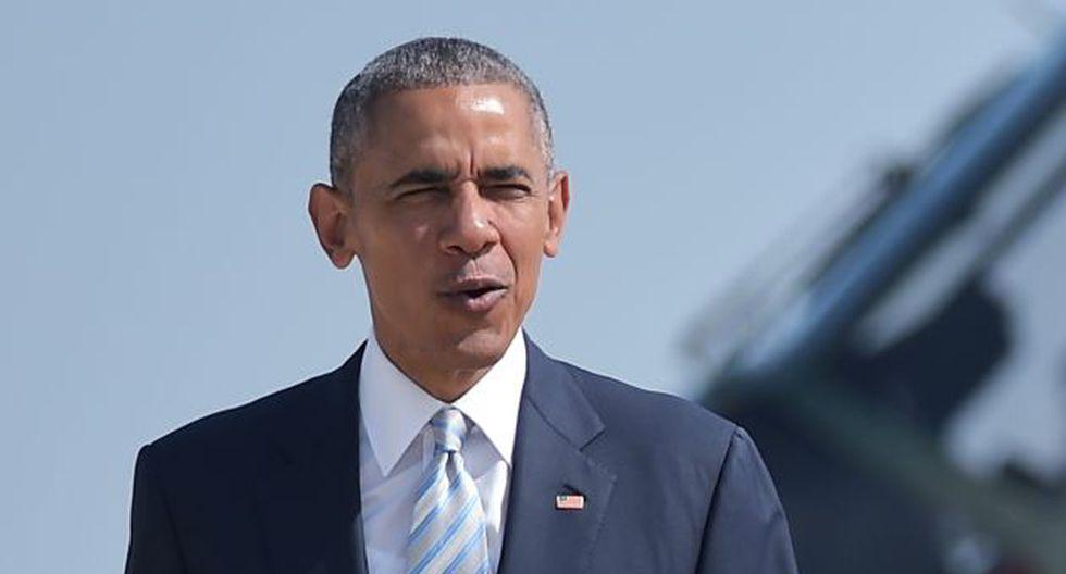 Barack Obama llegará a Lima este año. (AFP)