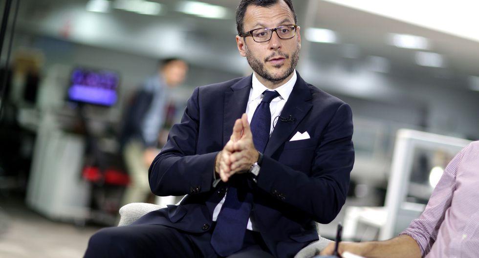 Diego Mellado, embajador de la Unión Europea en Perú, ve con optimismo las reformas impulsadas por el Ejecutivo. (Foto: GEC)