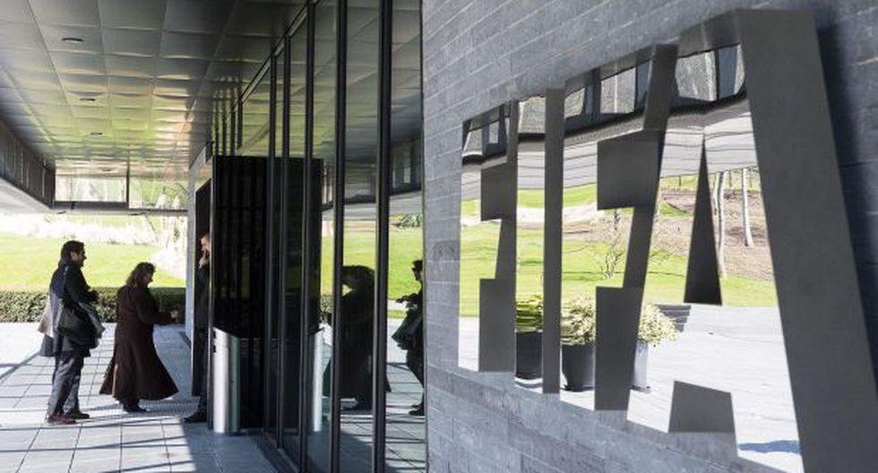 FIFA donó 10 millones de euros a la OMS.