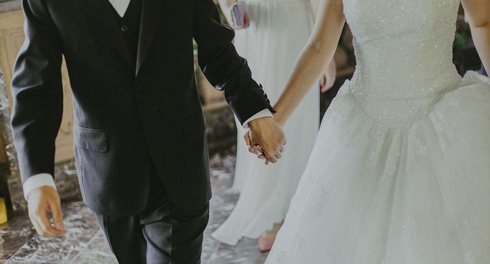 Una madre tuvo un bebé con el esposo de su hija después de pagarle la boda de sus sueños. (Pexels)
