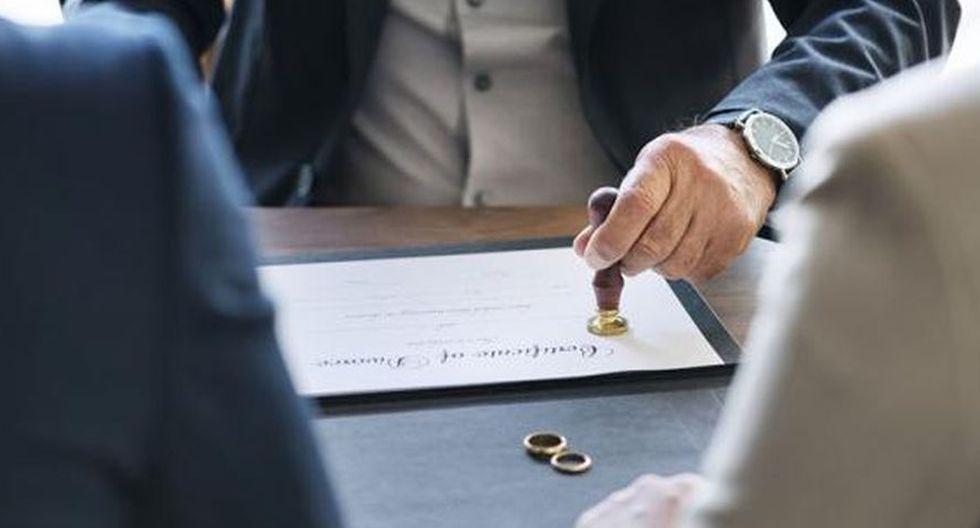 Dinamarca registró casi 15.000 divorcios en 2018, casi la mitad (46,5%) de los matrimonios celebrados ese año. (Foto: Pixabay)