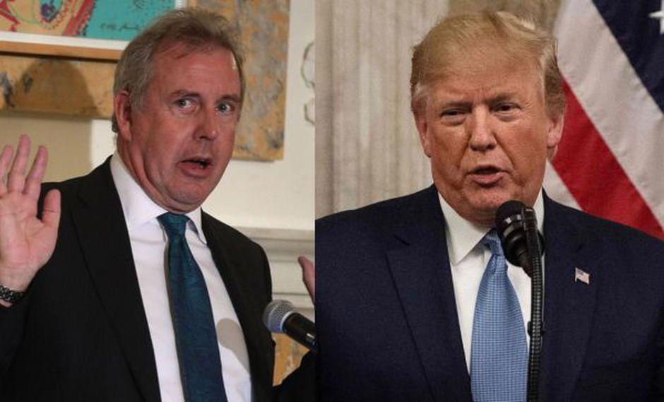 Renuncia el embajador británico en EE.UU. tras polémica por críticas a Trump