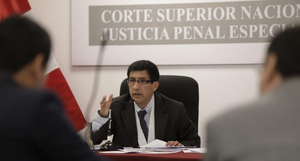 Richard Concepción Carhuancho amplió la investigación contra Alejandro Toledo por el caso Interoceánica. (Foto: GEC)