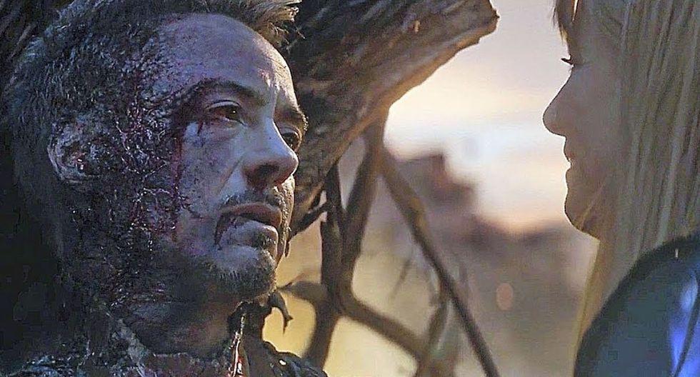 "Iron Man casi muere en ""Avengers: Endgame"" como Glenn de ""The Walking Dead"" (Foto: Marvel Studios)"
