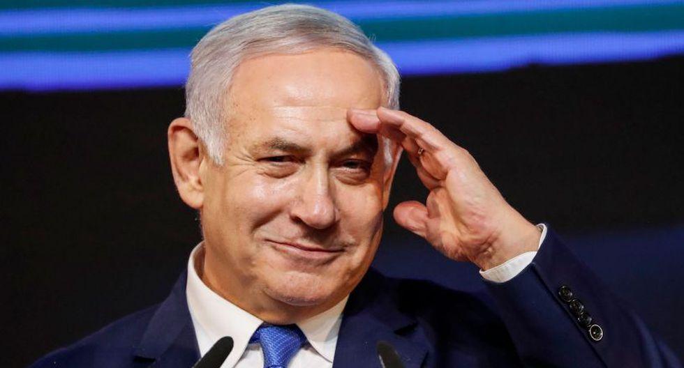 Benjamin Netanyahu nació hace 69 años en el seno de una familia sionista y secular en Tel Aviv. (Foto: AFP)