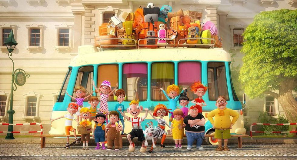 Película familiar de origen checo se estrena este 6 de junio en todo el Perú. (Foto: Cinecolor Films Perú)