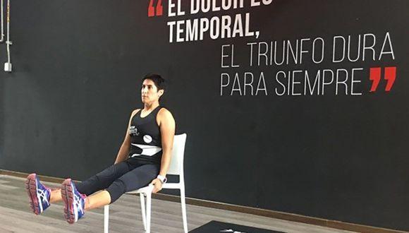Publimetro Fitness: ejercicios para tener en cuenta en la oficina.