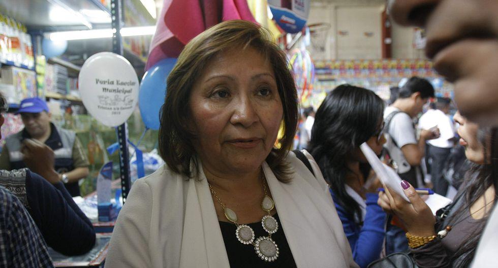 La congresista Ana María Choquehuanca fue ministra de la Mujer durante el mandato de Pedro Pablo Kuczynski. (Foto: GEC)