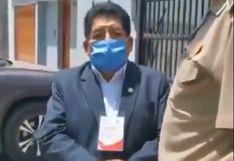 Congresista de UPP fue intervenido por no acatar el aislamiento social obligatorio