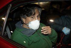 """Toledo a Juliana Oxenford: """"No voy a dar ninguna declaración, no puedo"""""""