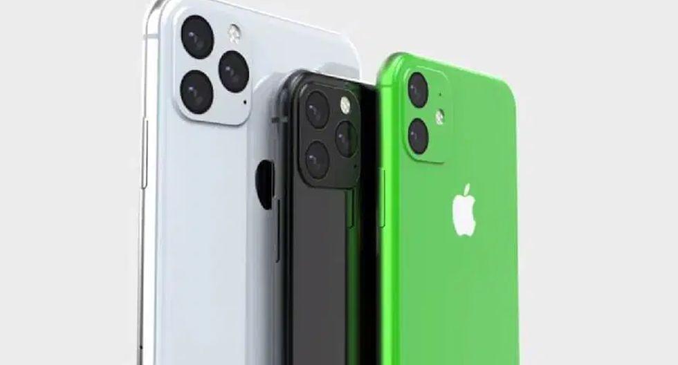 iPhone 11 a través de su traductor.