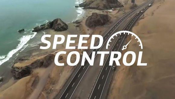 App Speed Control de Movistar.
