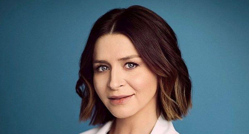 Caterina Scorsone se convirtió en madre de una tercera niña y ha logrado impartir sus roles de actriz y mamá en el mismo lugar (Foto: ABC)