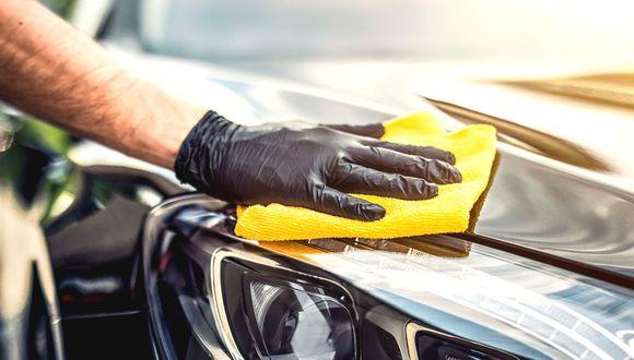 Cómo cuidar tu auto en cuarentena. (Foto: Mr.Wax)