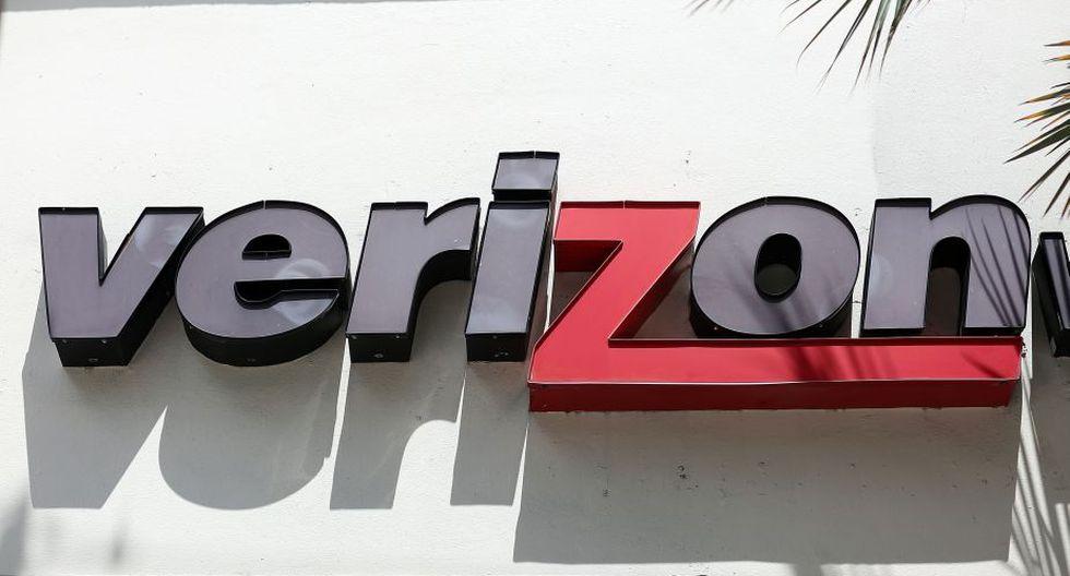 Verizon en el puesto 7. (Foto: AFP)