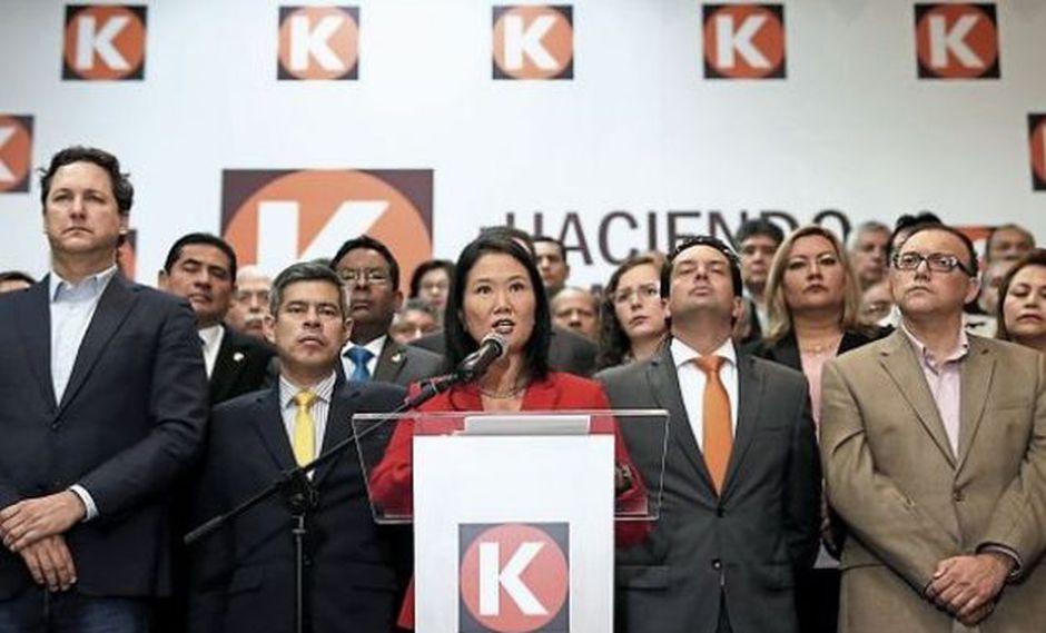 Testigo reveló más detalles de supuesto aporte simulado de Fuerza Popular para campaña del 2016. (Foto: Agencia Andina)