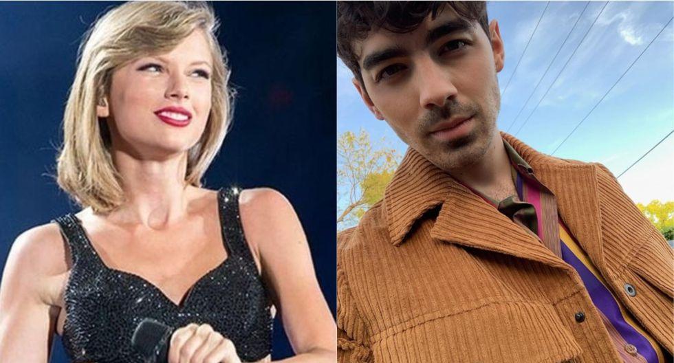 Taylor Swift confiesa que su acto más rebelde incluye a Joe Jonas. (Foto: Composición/EFE)
