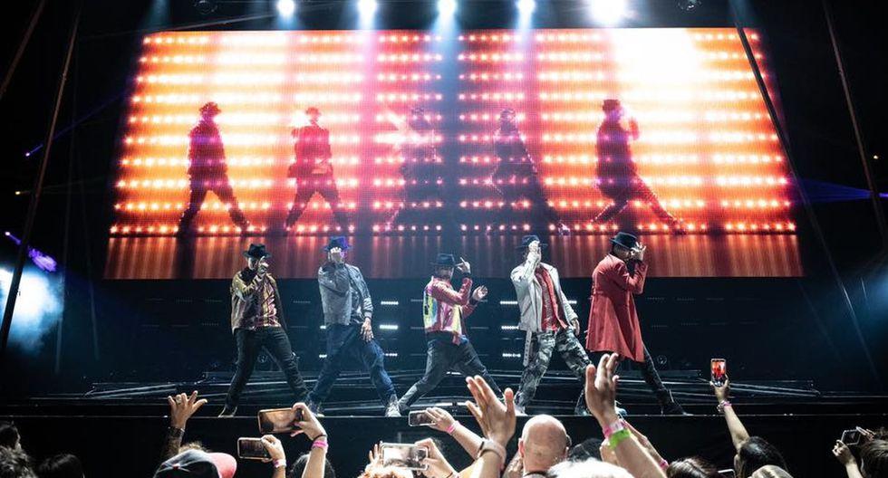 Los Backstreet Boys incluyeron a Latinoamérica en gira, aunque sin tomar en cuenta a Perú. (Foto: @backstreetboys)