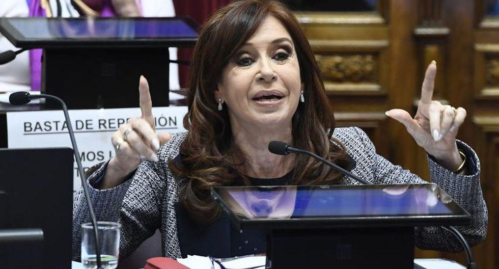 Senado aprobó el allanamiento a tres propiedades de Cristina de Fernandez en Argentina. | Foto: AFP