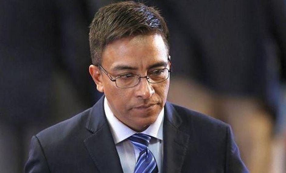 Vieira: Conversaciones con empresario no fueron de ningún 'tema ilegal'