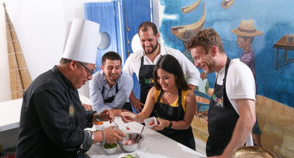 Gastronomía peruana en una experiencia distinta.