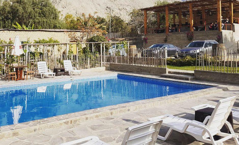 Hotel en Lunahuaná ganó importante premio.