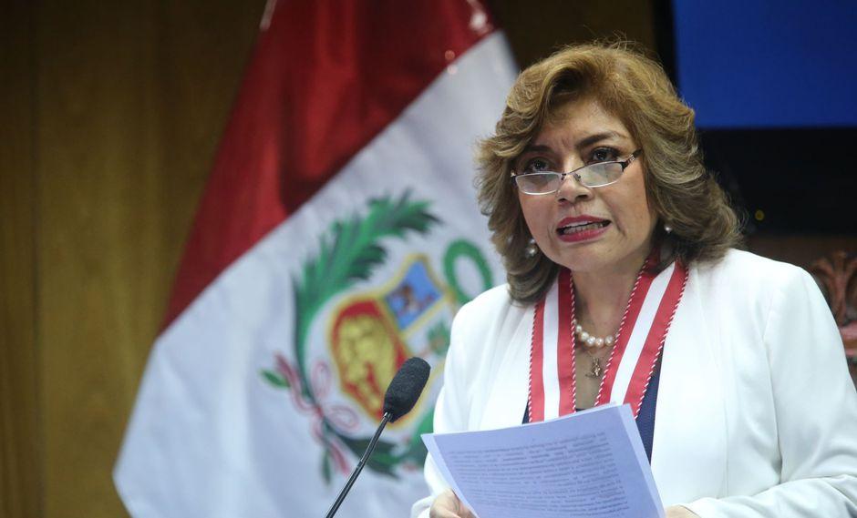 Zoraida Ávalos responde al Congreso: Pablo Sánchez sí podía denunciar a César Hinostroza