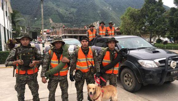 Las autoridades continúan con el seguimiento de la emergencia producto de las lluvias intensas en la zona. (Foto: Andina)