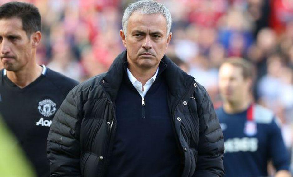 José Mourinho recuerda anécdota donde 'casi muere ahogado' en una noche de Champions League