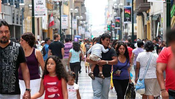 Ciudadanos están de acuerdo con reformas planteadas por el Ejecutivo. (Foto: Agencia Andina)