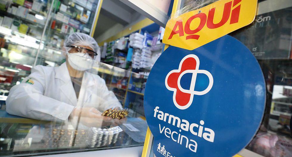 La entrega de medicamentos se hizo a través del programa Farmacia Vecina, que empezó a funcionar el 15 de abril, en pleno estado de emergencia por el nuevo coronavirus (COVID-19). (Foto: EsSalud)