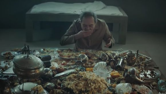 La película española dirigida por Galder Gaztelu-Urrutia se ha llevado muchas críticas positivas (Netflix)