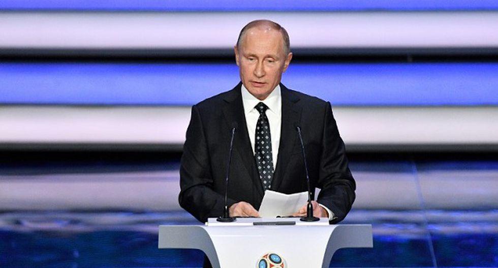 Vladímir Putin (Foto: AFP)