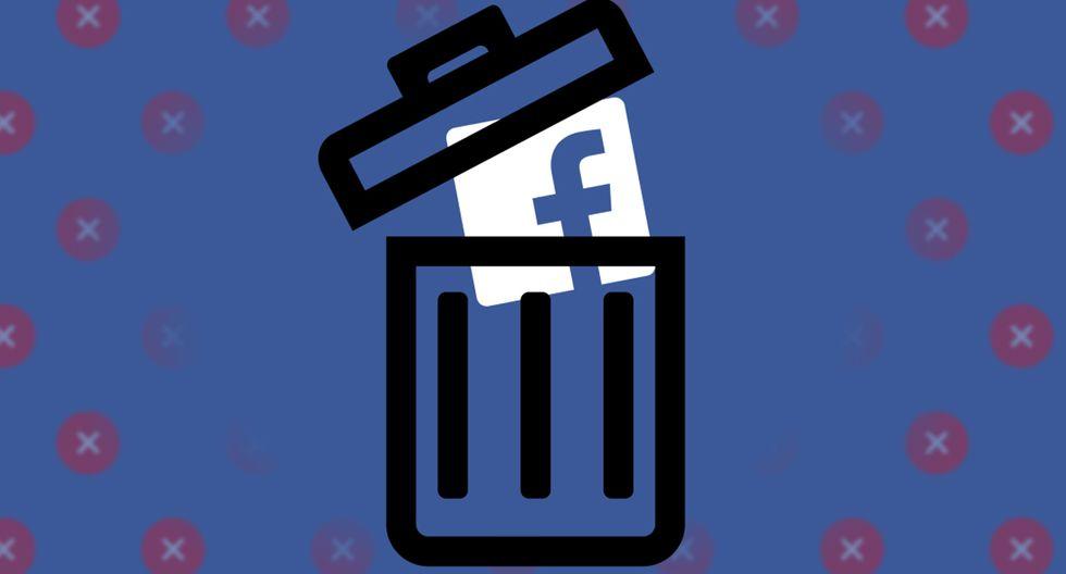 ¿Cómo puedes eliminar tu cuenta de Facebook? Aprende a hacerlo. (Foto: Facebook)
