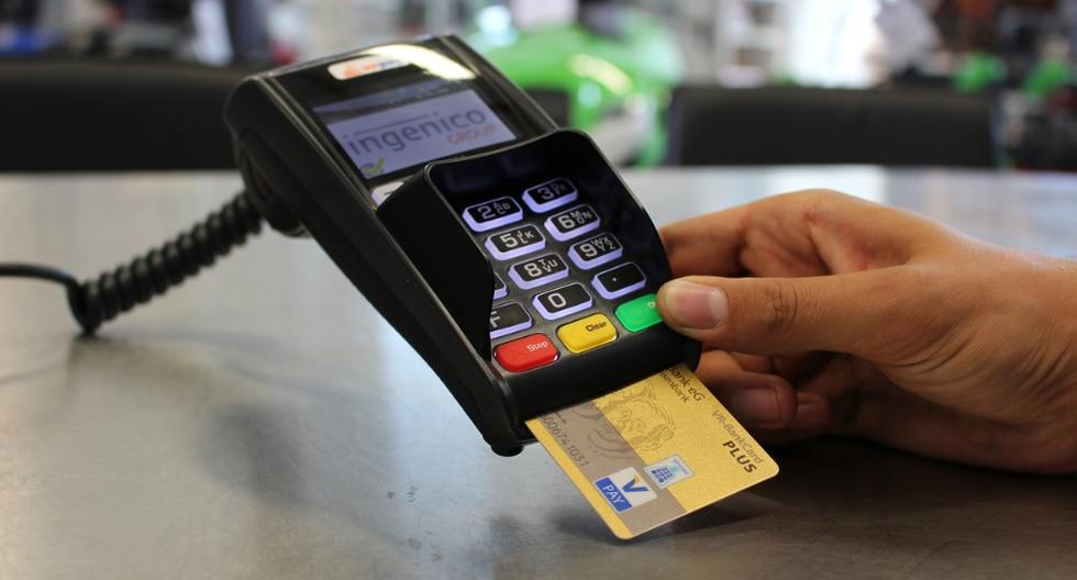 Su intento de usar indebidamente los fondos de la tarjeta fueron frenados en el acto. (Foto: Pixabay/Referencial)
