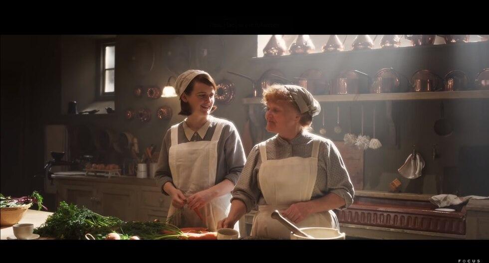 """""""Downton Abbey"""": mira el primer tráiler de la versión cinematográfica (Foto: Captura de pantalla)"""