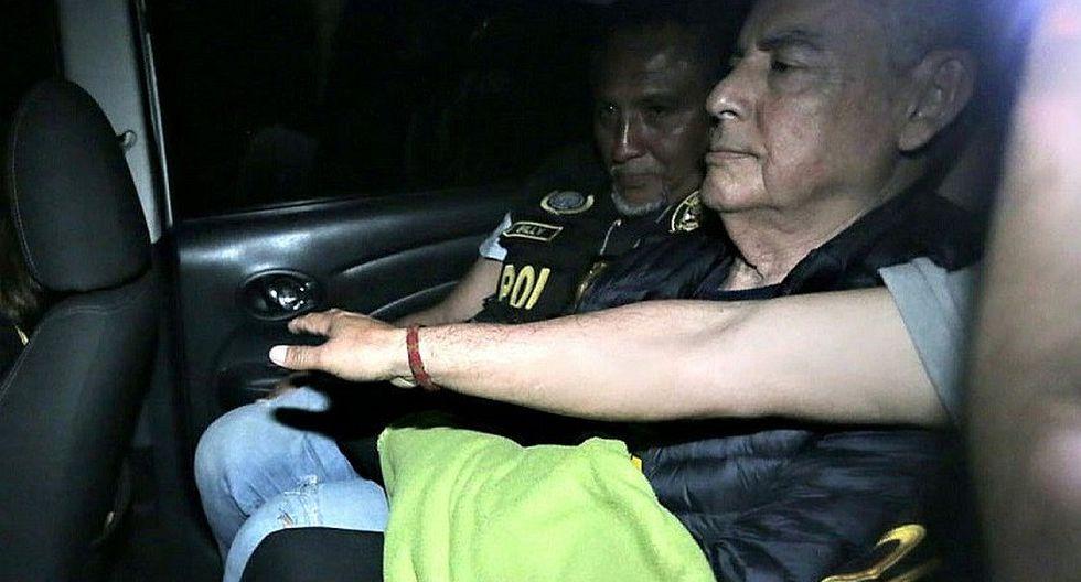 César Villanueva se encuentra internado en una clínica local desde el pasado 2 de diciembre. (Foto: GEC)
