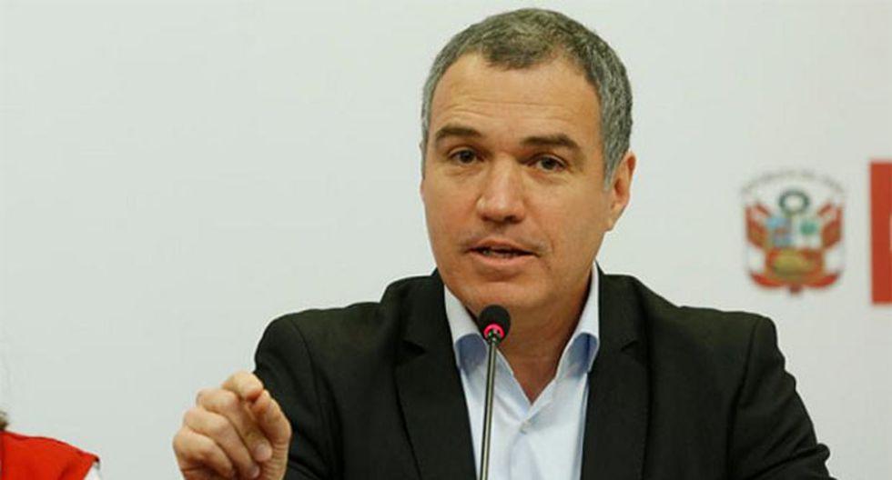 Salvador del Solar se pronunció tras la difusión de audios del presidente Martín Vizcarra sobre el proyecto Tía María. (Foto: GEC)